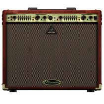 Cubo Amplificador Violão E Voz Behringer Acx900 90w 110v