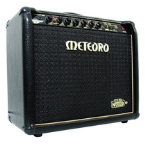 Amplificador Meteoro Nitrous Gs100 Reverb Footswitch