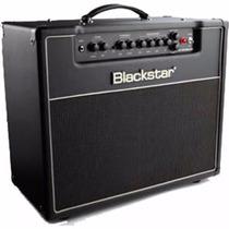 Amplificador Blackstar Ht-20 Valvulado Seminovo -trocas