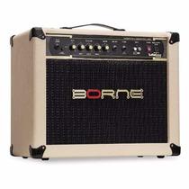 Amplificador Borne Vorax 1050 50w Varias Cores