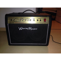 Amplificador Guitarra Warm Music 208 Gt