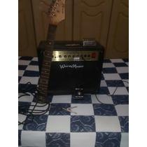 Amplificador Warm Music Hd22 (braço, Molas, Pedal E Ponte)