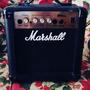Amplificador Marshall Mg10cd - Trocas Baixo Guitarra Combo