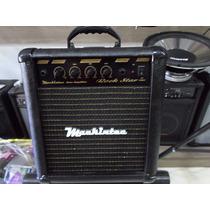 Amplificador Cubo Baixo Rock Star 30 Watts Rms Frete Grátis