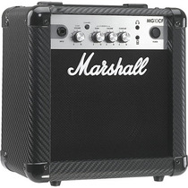 Cubo P/ Guitarra Marshall Mg 10cf