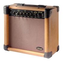 Amplificador Para Violão Stagg Aa 15 Dr