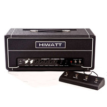 Cabeçote Guitarra Hiwatt Hgs100h Ñ Marshall Fender Meteoro