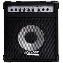 Caixa Cubo Amplificador Tipo Retorno Baixo Master Bx 1.10