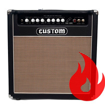 Custom Dg-30 Rc Amplificador Guitarra Celestion Vintage 30
