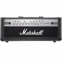 Cabeçote Guitarra Marshall Mg100hcfx Carbonfiber 100w, 08002