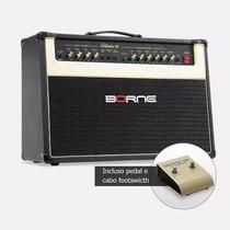 Amplificador Borne Evidence Para Guitarra 100w
