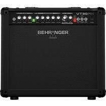 Cubo Amplificador Guitarra 30w Behringer Vt30fx Virtube