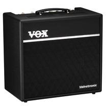 Amplificador Guitarra Vox Vt80+ Na Loja Cheiro De Musica !!