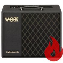 Vox Valvetronix Vt40x . Amplificador . Loja . Nf + Gtia !