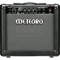 Cubo Amplificador Meteoro Nitrous Drive 15 Frete Grátis