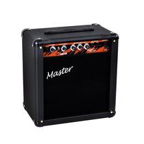 Frete Grátis - Master Audio Gui-1.10 Cubo De Guitarra 30w