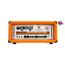 Cabeçote P/ Guitarra Orange Rockerverb 100 Mk Ii Divo Fitted