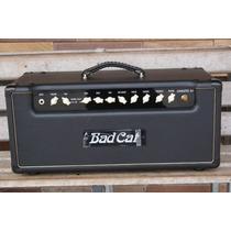 Bad Cat Cougar 50h 50w Valvulado Cabeçote Tube Fender Vox