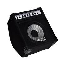 Ritmus ! Master Audio Bx-1.10 : Cubo Amplificador Baixo 60w