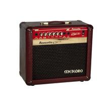 Amplificador Cubo De Violão Meteoro 10w Rms Acustic V10