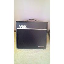 Amplificador Vox Valvetronix Vt80+ 120 W + Footswitch