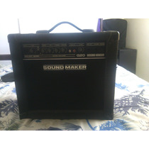 Amplificador Guitarra Sound Maker G20 - Excelente Estado