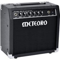 Cubo De Guitarra Meteoro Mg15 15w Rms Alto Falante 6,5 Pol.