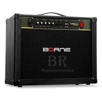 Amplificador P Guitarra Borne Vorax 1250 - 50 Watts [loja]