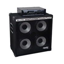Frete Grátis - Master Audio Sbk-400 Kit De Contra Baixo 200w
