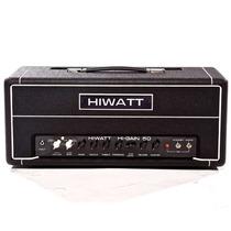 Cabeçote Guitarra Hiwatt Hgs50h Ñ Marshall Fender Meteoro