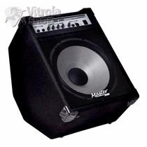 Amplificador Cubo Para Baixo 200w Master Audio Bx200 Combo