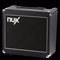 Cubo Amplificador Guitarra Mighty 15 Nux C/ Afinador
