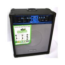 Amplificador Multiuso Oneal Ocm412 Usb/sd 12 55wrms - 12632
