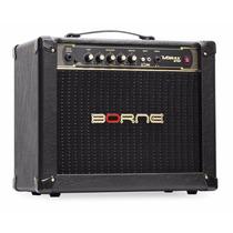 Amplificador Para Guitarra Bonr 40w Frete Gratis