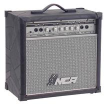 Cubo Amplificador De Guitarra Nca Gx30 30w Rms