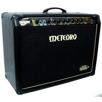 Amplificador Pré Valvulado Meteoro Gs160 Falantes Celestion