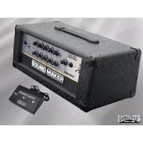 Cabeçote P/ Guitarra Sound Maker Destructor Head Duo - 14271