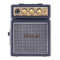 Ms2: Mini Amplificador Marshall Ms-2 Promoção!!