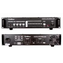 Amplificador Cabeçote Para Baixo Ppb 7000 700w Rms