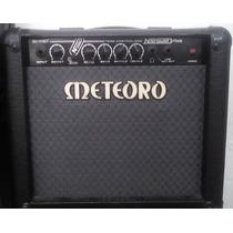 Cubo Amplificador Meteoro Nitrous Drive C Distorção