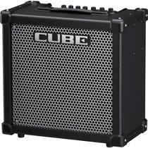 Cubo De Guitarra Roland Cube-80gx Preto De 80 Watts Com Fala