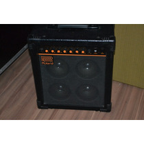 Amplificador Roland Cubo 15 Rms Japan -aceito Trocas