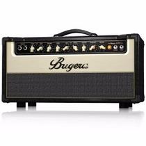 Cabeçote Guitarra Bugera V55 Hd 55w Valvulado