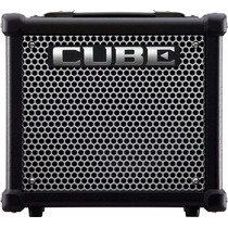 Cubo Amplificador Roland Cube-10gx - Cube Kit Ios E Android