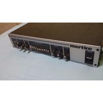 Cabeçote Amplificador Hartke Ha 2500 Baixo 250 W (usado)