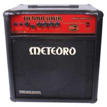 Amplificador Contra Baixo Meteoro Demolidor Fwb80 Loja !!
