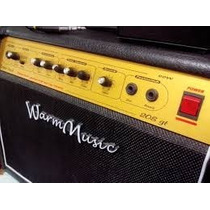 Amplificador De Guitarra Warm Music 60w