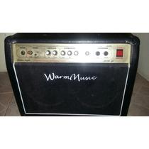 Amplificador De Guitarra Warm Music 208 Gt
