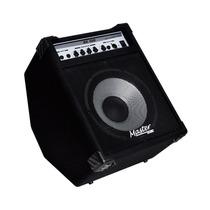 Amplificador Master Audio Bx100 Cone Aluminio 1x12 - 100w
