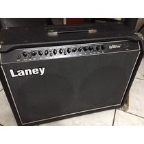 Amplificador Laney Lv300 Valvulado Híbrido Twin Profissional